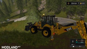 CAT 420F FS MODDING v 1.0, 1 photo