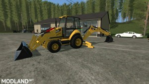 Caterpillar 420F Backhoe v 1.0, 2 photo