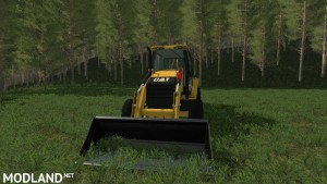 Caterpillar 420F Backhoe v 1.0, 3 photo