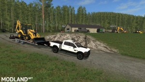 Caterpillar 420F Backhoe v 1.0, 4 photo