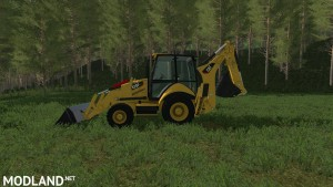 Caterpillar 420F Backhoe v 1.0, 1 photo