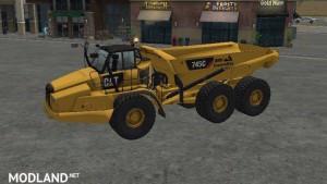 Caterpilller rock truck v 1.0