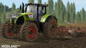 CLAAS Axion 800 v 1.0