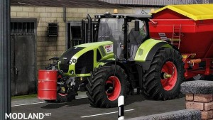 Claas Axion 900 Series (920, 930, 940, 950) v 1.1, 2 photo