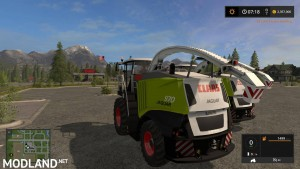 Claas Jaguar 900-980 v 1.0, 2 photo