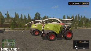 Claas Jaguar 900-980 v 1.0, 4 photo