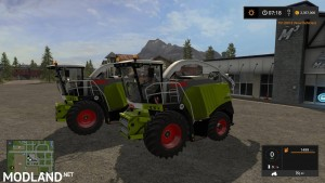 Claas Jaguar 900-980 v 1.0, 1 photo