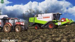 Claas Lexion 530 v 1.0 (Alpha)