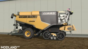 Claas Lexion 780 North America v 1.0, 4 photo