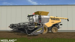 Claas Lexion 780 North America v 1.0, 5 photo