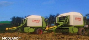Claas Rollant 250 v 1.0, 1 photo
