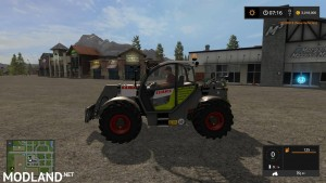 Claas Scorpion 7055 v 1.0, 2 photo