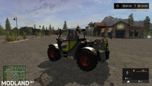 Claas Scorpion 7055 v 1.0, 3 photo