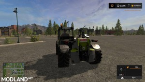 Claas Scorpion 7055 v 1.0, 4 photo