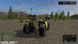 Claas Scorpion 7055 v 1.0, 5 photo