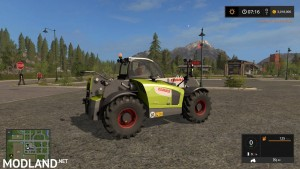 Claas Scorpion 7055 v 1.0, 6 photo