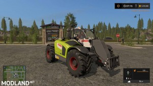 Claas Scorpion 7055 v 1.0, 8 photo