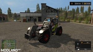 Claas Scorpion 7055 v 1.0, 1 photo