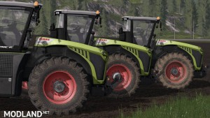 CLAAS Xerion v 1.0, 3 photo