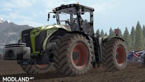 CLAAS Xerion v 1.0, 1 photo