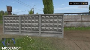 Concrete Fence Beta, 2 photo