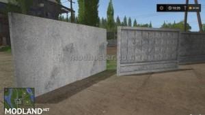 Concrete Fence Beta, 3 photo