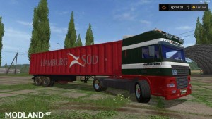 Container Trailer Pack v 1.0 Washable, 2 photo