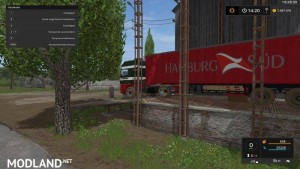Container Trailer Pack v 1.0 Washable, 4 photo