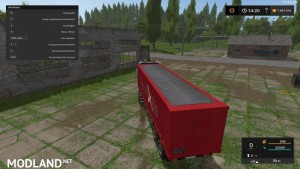 Container Trailer Pack v 1.0 Washable, 5 photo