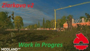 Crane, Workers and dupes for construction v 1.0, 1 photo