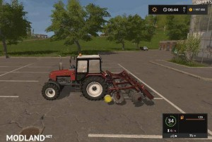 Cultivator AGD 4.5 v 1.2, 2 photo