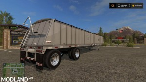 DAKOTA 48FT SPREAD AXLE TRAILER v 1.0, 2 photo