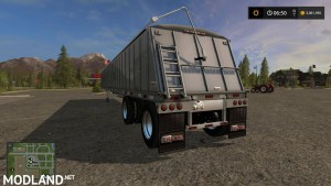 DAKOTA 48FT SPREAD AXLE TRAILER v 1.0, 3 photo