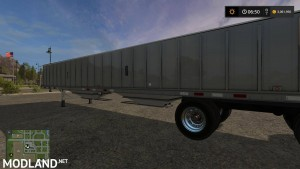 DAKOTA 48FT SPREAD AXLE TRAILER v 1.0, 4 photo