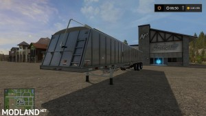 DAKOTA 48FT SPREAD AXLE TRAILER v 1.0, 5 photo