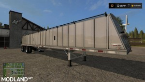 DAKOTA 48FT SPREAD AXLE TRAILER v 1.0, 1 photo