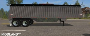 Dakota Grain Trailer v 1.0, 2 photo