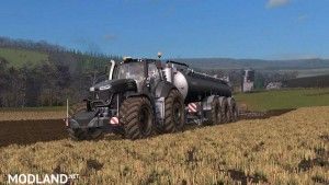 Deutz Fahr 9 Series Especial Black Edition v 1.2, 2 photo