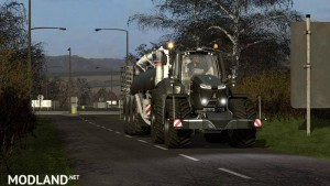 Deutz Fahr 9 Series Especial Black Edition v 1.2, 1 photo