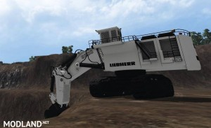 Dj6310 Liebherr 9800 converted v 1.0, 1 photo