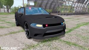 Dodge Charger SRT Hellcat 2015 Unmarked Police v 1.0, 1 photo