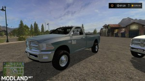 Dodge RAM 2500 Regcab v 1.0