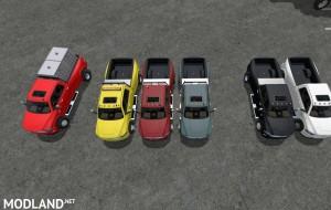 Dodge Ram 3500 Customizable v 1.5, 5 photo