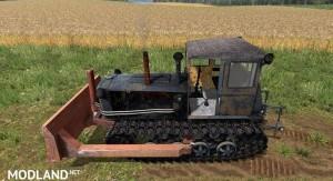 DT-54 and bulldozer v 1.0