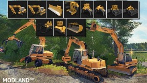 Excavator Liebherr 902 Pack v 1.0.0.1 - External Download image
