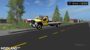 F650 TowTruck v 1.0, 1 photo