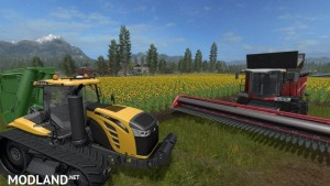 Farming Simulator 17 -  Update 1.2.0 (patch 1.2.0)