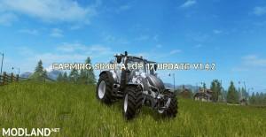 Farming Simulator 17 Update v 1.4.2