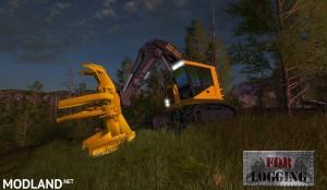 FDR Logging - Feller Buncher , 1 photo