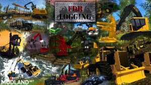 FDR Logging - Forestry Equipment V7, 1 photo
